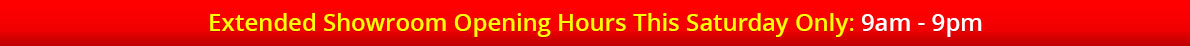 Extended Opening Hours in Showrooms