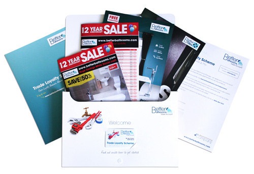 Better Bathrooms Trade Membership Pack