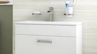 Wall Hung Vanity Units | Floating Vanity Cabinets | Better Bathrooms
