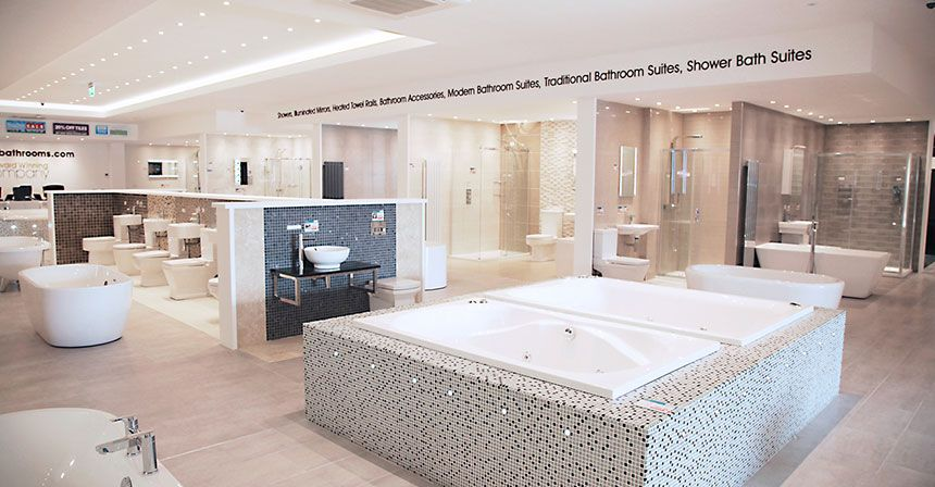 better bathrooms showroom romford