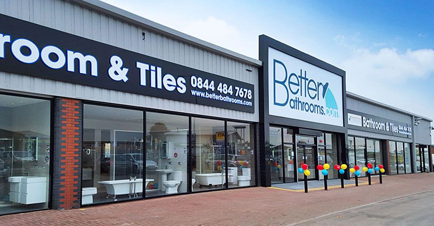 welcome to better bathrooms cardiff our cardiff store is in a great