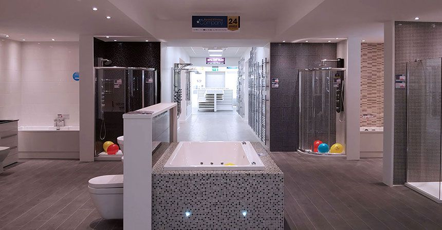 Better Bathrooms Slough Showroom