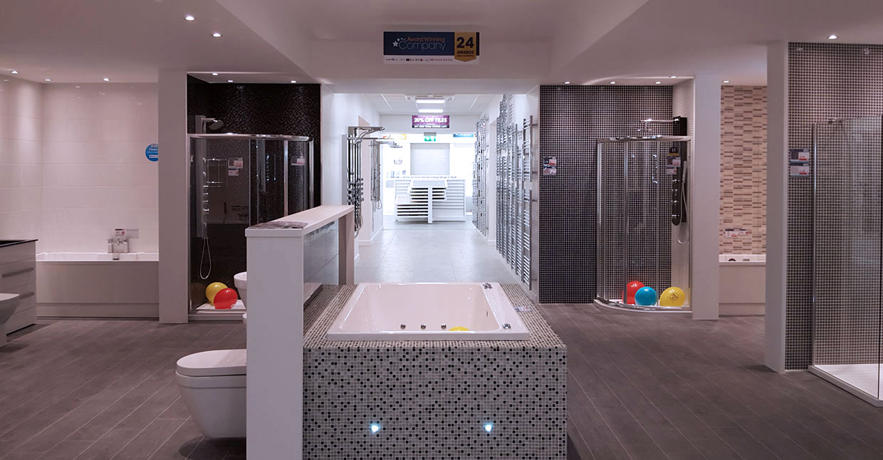 better bathrooms cardiff showroom