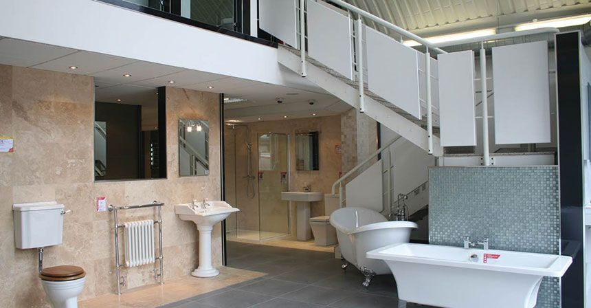 better bathrooms manchester showroom