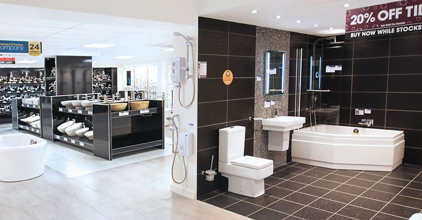 Better Bathrooms Showroom Slough