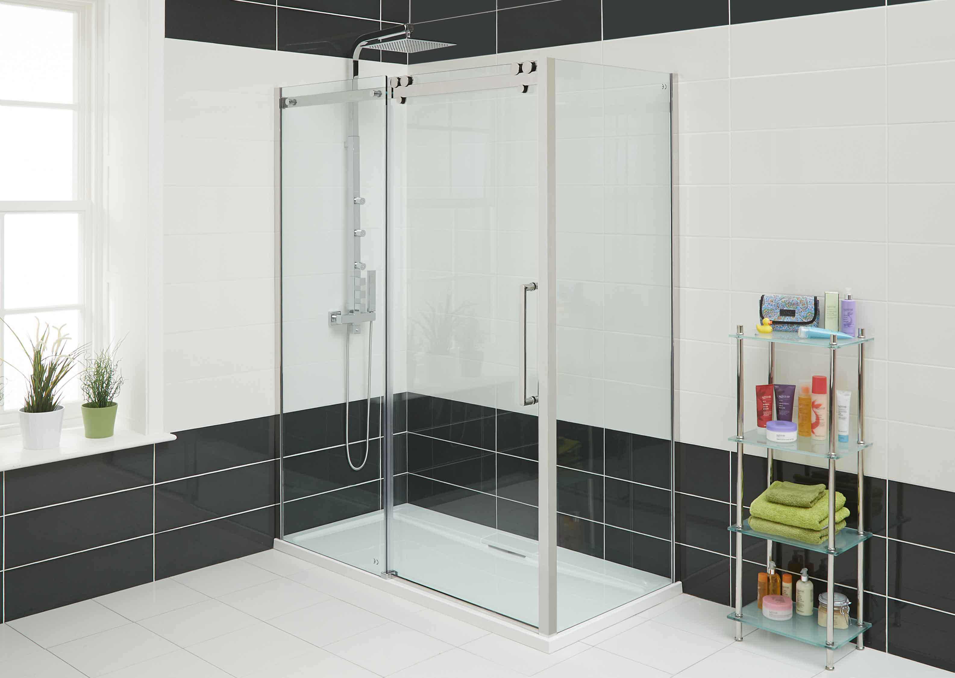 Trinity Premium 10mm Shower Enclosure