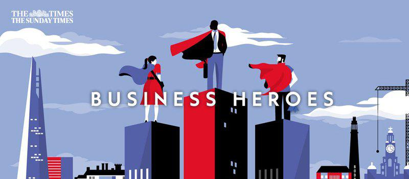 business hero awards feature image