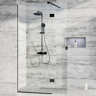 Shop Walk In Shower Enclosures.