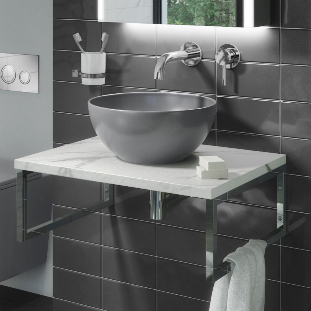 Counter Top Basins.