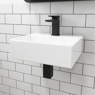 Wall Hung Basins.