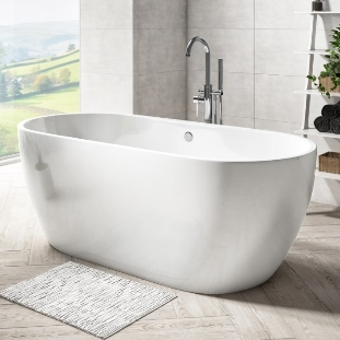 Shop Double Ended Freestanding Baths.
