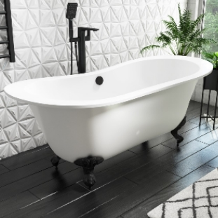 Shop Traditional Freestanding Baths.